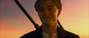 Jack Dawson's kind smile