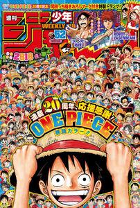Weekly Shonen Jump No. 52 (2017)