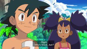 Who's Brock