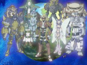 Battle Spirits
