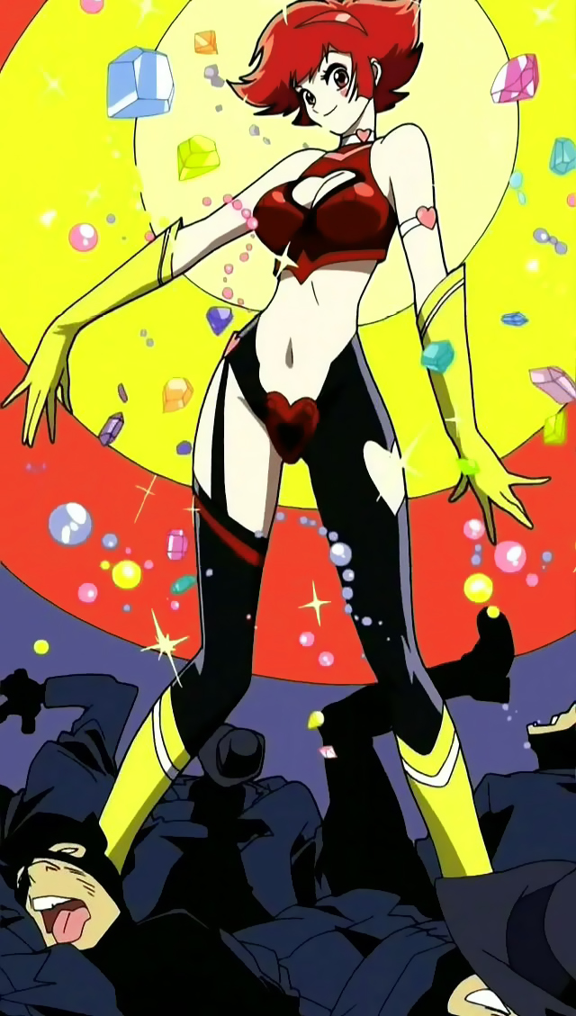 Cutie Honey (RE: Cutie Honey)