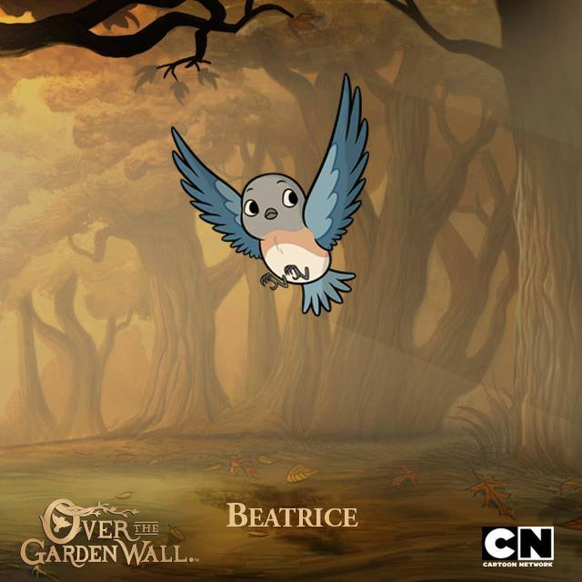 Beatrice (Over the Garden Wall)