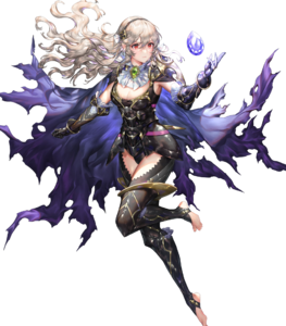 Corrin Child of Dusk attack