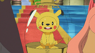 Imprisoned Chespin