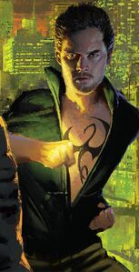 Iron Fist and The Undying