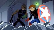 James, Azari and Pym (Torunn is in trouble)