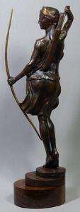 Sculpture artwork tristan macdougall artemis 5