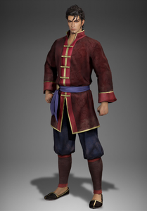 Xu Sheng Civilian Clothes (DW9)