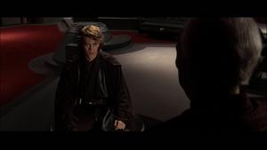 Anakin listens