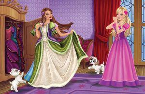 Book Illustration of Diamond Castle 7