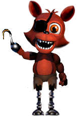 Foxy the Pirate (FNAF World)