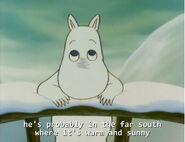 Moomintroll talks about Snufkin (Ep. 22)