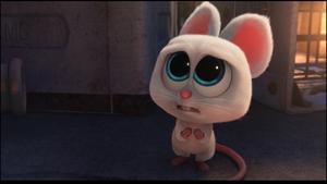 Mr Feng's big adorable eyes