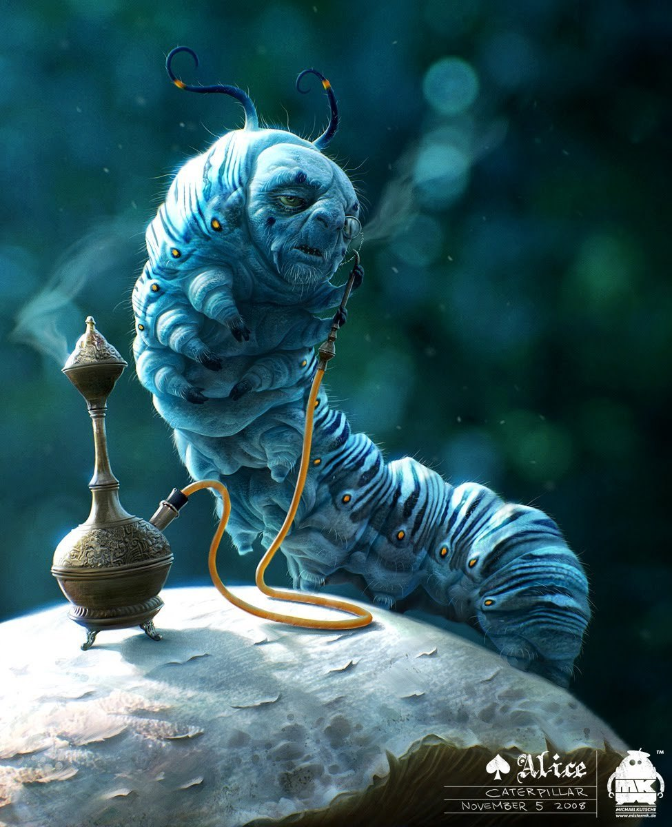 Caterpillar (Alice in Wonderland)
