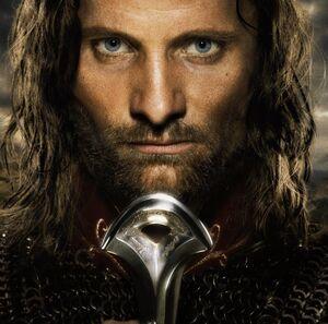Aragorn lotr rotk