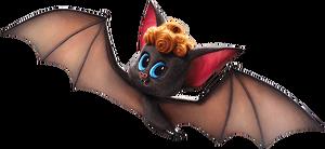Dennis as bat