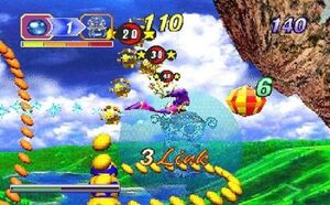 NiGHTs into Dreams, Saturn version, Spring Valley