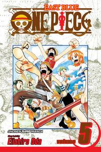 One Piece v5 Cover