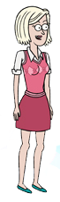 Audrey (Regular Show)