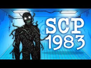 Scary Monsters from Abandoned House SCP-1983 - Doorway to Nowhere Animation