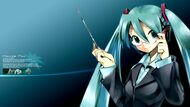 Vocaloid hatsune miku two tails glasses 28723 1920x1080