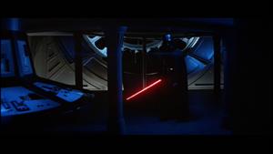 Darth Vader loitering