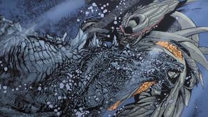 Godzilla-aftershock
