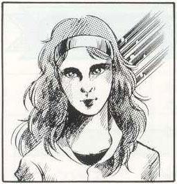 Jennifer (Metal Gear)