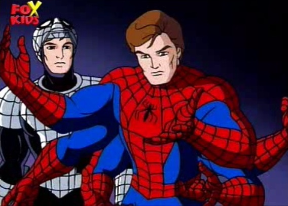 Spider-Man (Six Arms)