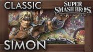 Super Smash Bros. Ultimate Classic Mode - SIMON - 9
