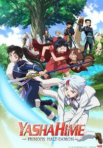 Yashahime Princess Half-Demon Poster