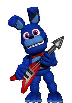 Bonnie the Bunny (FNAF World)