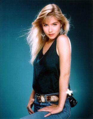 Christina Applegate as Kelly Bundy 2