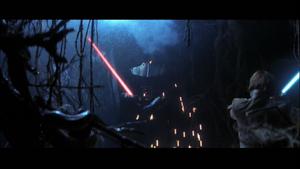Darth Vader decaptiated