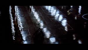 Darth Vader turncoat