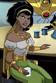 Gypsy (DC Animated Universe)