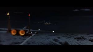 Halo Flight vs MiGs