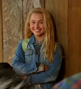 Hayden Panettiere as Channing Walsh in Racing Stripres 297683