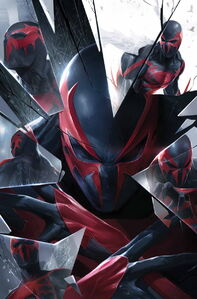Spider-Man 2099 Vol 2 5 Textless