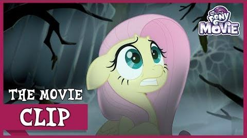 The Hippogriff Kingdom (A 'Ghost' Town) My Little Pony The Movie Full HD