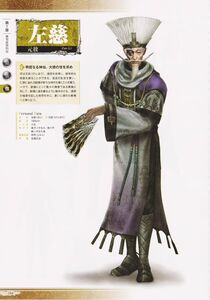 Zuo Ci Profile (DW8)