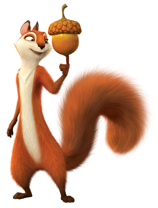 Andie (The Nut Job)