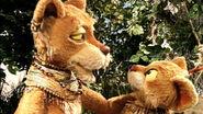 Cleo and leona