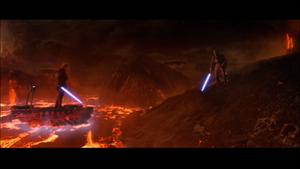 Darth Vader terrain