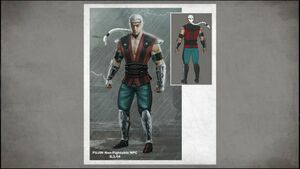 Fujin mkx finalized