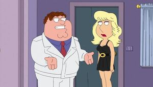 Lois Griffin in Disguise