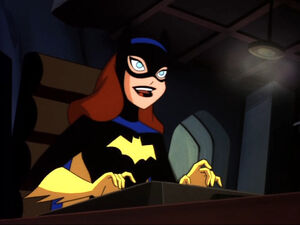 MS 12 - Batgirl