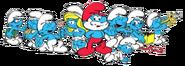 The Smurfs render
