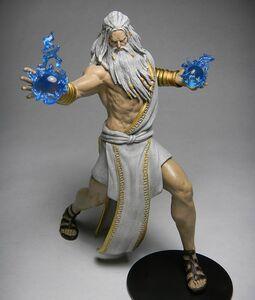 Zeus Action Figure