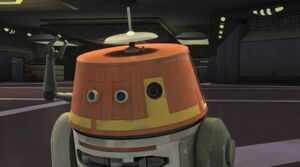 Chpper 102 Droid in destress